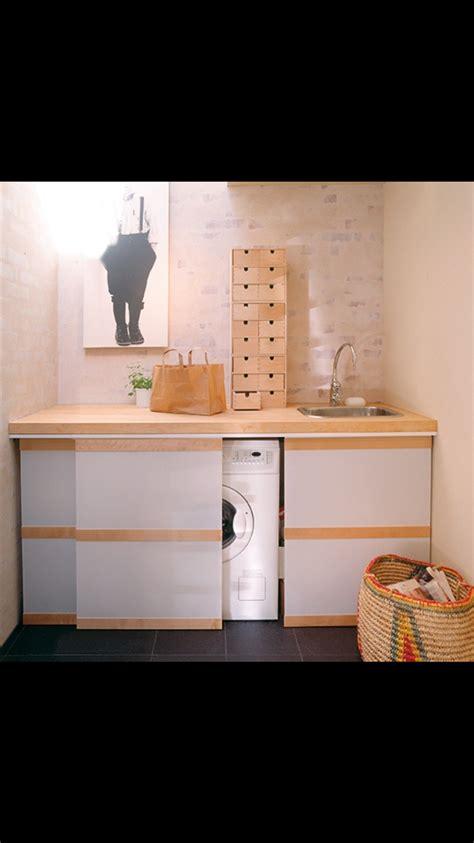 Pin de Emi Linares en Lavandería | Muebles lavadora ...