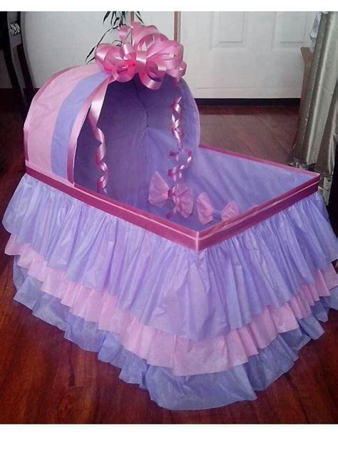 Pin de Farah Gio en baby shower   Cunas de carton, Regalo ...