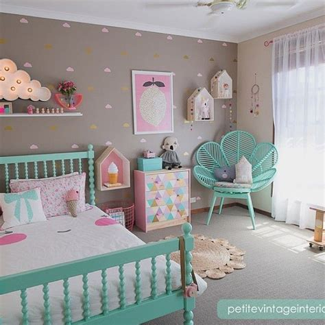 Pin de Gisella Aréstegui en Babyroom | Cute girls bedrooms ...