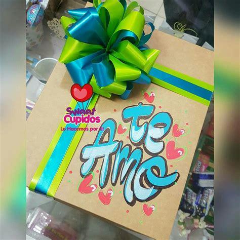 Pin de horch onla en cajas   Hacer cajas de regalo ...