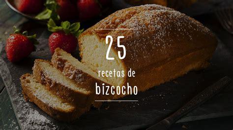 Pin de Lorena Sierra en Gastronomia | Recetas de bizcochos ...