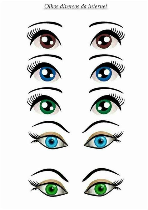 Pin de Mago Robles en ojos   Pintar ojos, Ojos para ...
