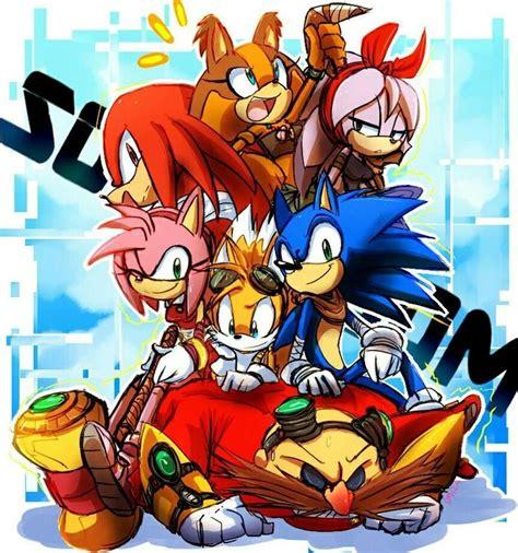 Pin de Sheinara em Sonic Fan Art   Desenhos do sonic ...
