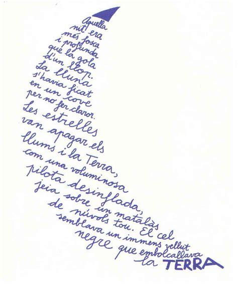 Pin en caligrames