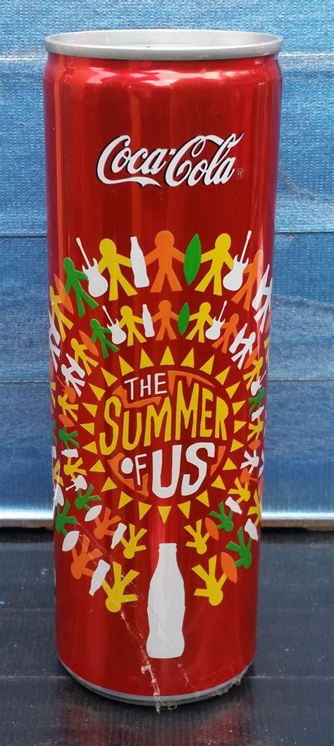 Pin en Coca Cola Cans