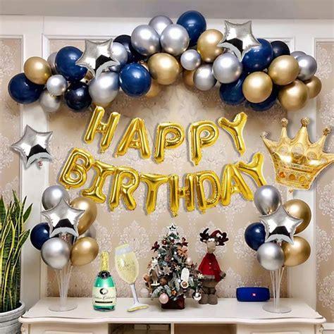 Pin en Decoraciones de cumpleaños