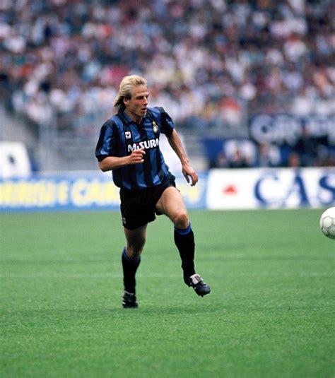 Pin en Jürgen Klinsmann
