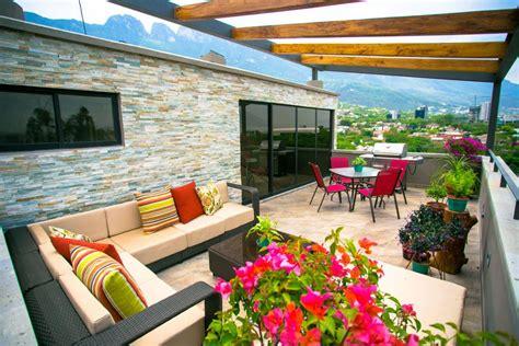 Pin en terraza