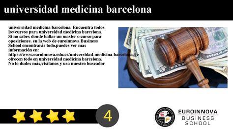 Pin en universidad medicina barcelona