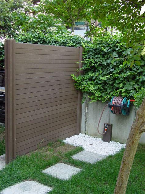 Pin en vallas de exterior de madera sinteticas