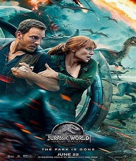 Pin on Jurassic World: El reino caído 2018 Película ...