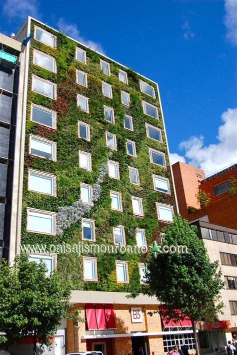 Pin su Fachada Vegetal, Bogota, Hotel B3
