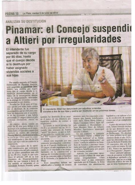 Pinamar noticias 24 hs.: EL DIARIO EL DIA DE LA PLATA SE ...