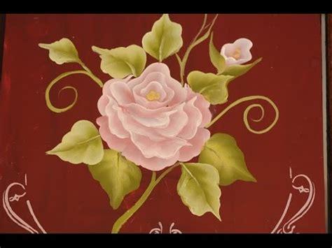 Pinceladas   Tutorial como pintar flores al oleo y ...