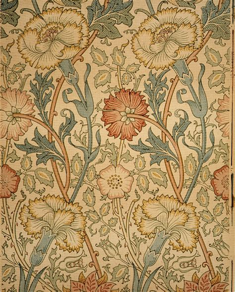 Pink and Rose | William Morris | 23.163.4a | Work of Art ...