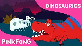 ¡Pinkfong! Dinosaurios   YouTube