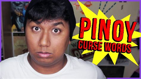 Pinoy Curse Words   YouTube