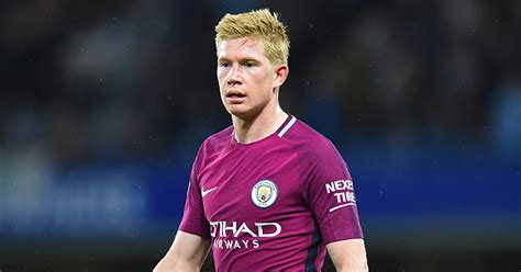 Pinpointing the moment Kevin De Bruyne decided to become a ...