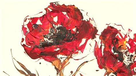 Pintar al Oleo sobre Papel   Oleos Plantec   Pintar Flores ...
