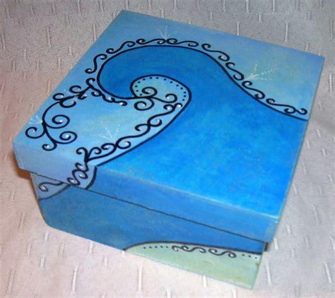 Pintar cajas de madera   Imagui