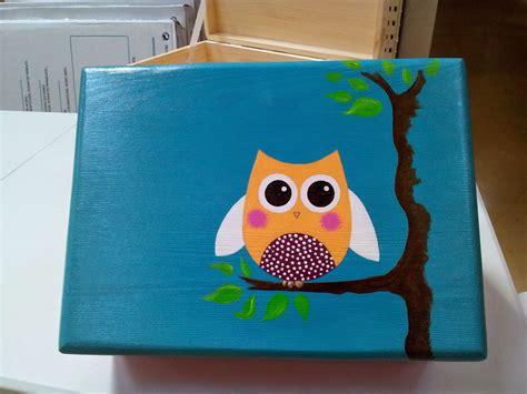 .: Pintar cajas de madera personalizadas