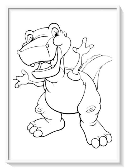pintar dinosaurios en la pared –  Dibujo imágenes