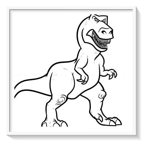 pintar dinosaurios juegos  Biblioteca de imágenes online