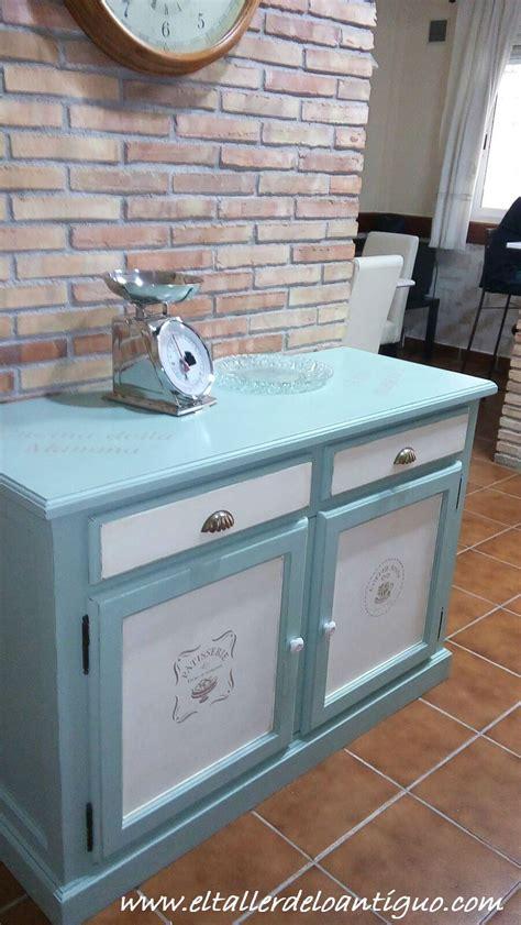**Pintar mueble de Cocina   El Taller de lo Antiguo | Como ...