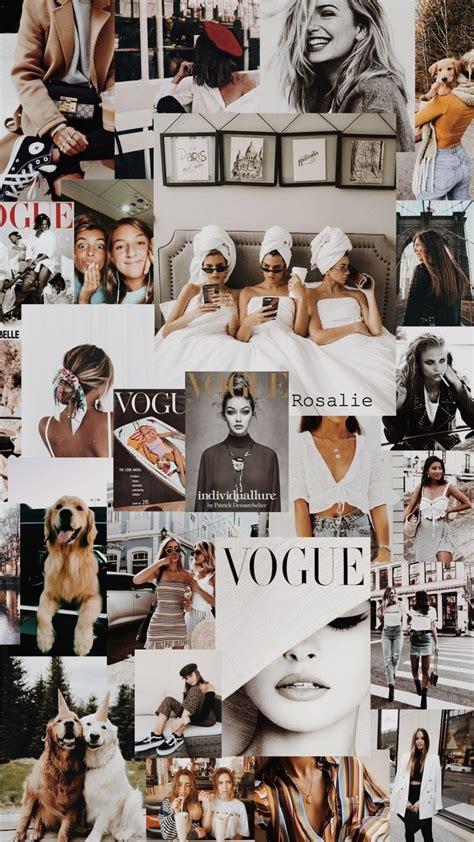 pinterest: karamlepe in 2019 | Fashion wallpaper, Collage ...