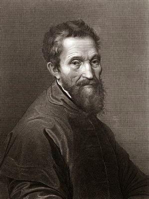 Pintores famosos: Miguel Ángel. Pintura y escultura.