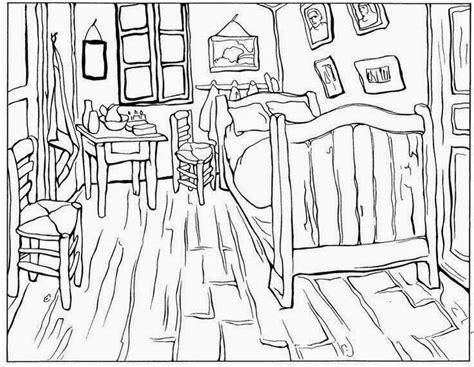 Pintores famosos: Van Gogh para niños. Vídeos, dibujos ...