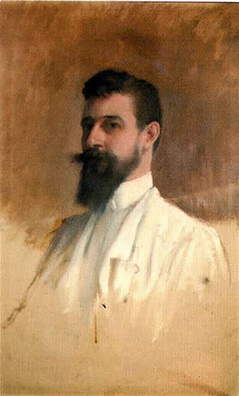 Pintores Realistas Españoles: Santiago Rusiñol i Prats