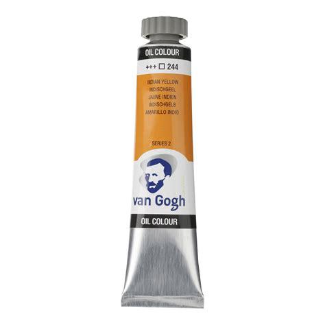 Pintura oleo van gogh goc 20ml amarillo indian   Material ...