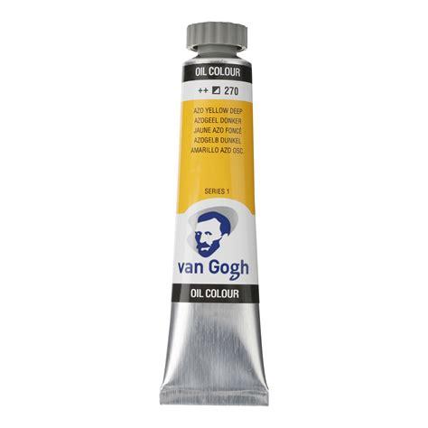 Pintura oleo van gogh goc 60ml negro marfil   Material de ...
