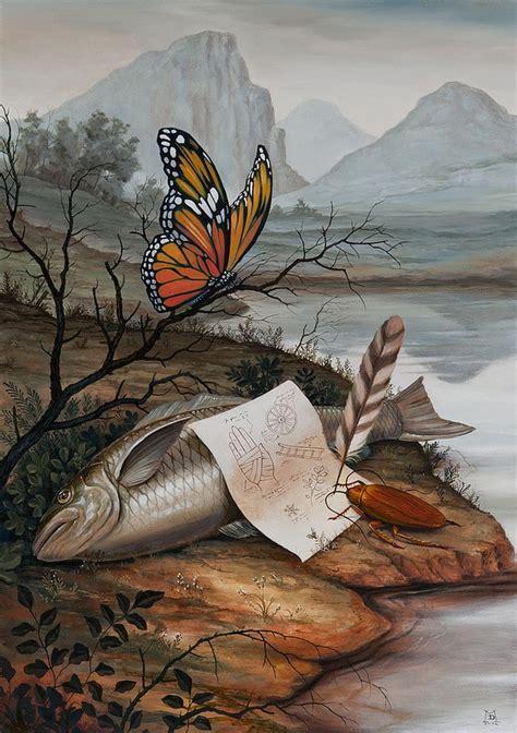 Pinturas surrealistas y sobrenaturales – Rincón Abstracto