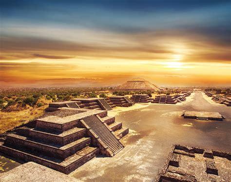 Pirámides de Teotihuacán, visitas cerca de Ciudad de ...