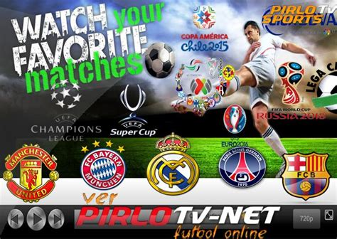 Pirlo tv online liga bbva premier league liga mx liga ...