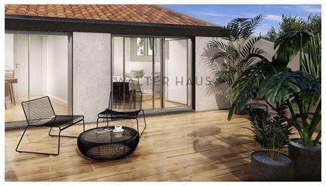 Piso con terraza de obra nueva en Sant Boi | Walter Haus