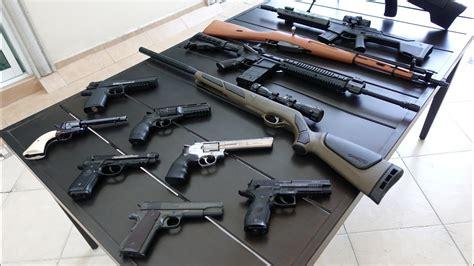 Pistolas de Balines y Rifles de Diabolos | La Armeria ...