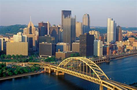 Pittsburgh: la ciudad de acero de los Estados Unidos   VIX