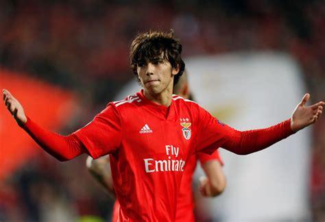 PIX: Arsenal cruise; Felix  tricks  Benfica to victory ...