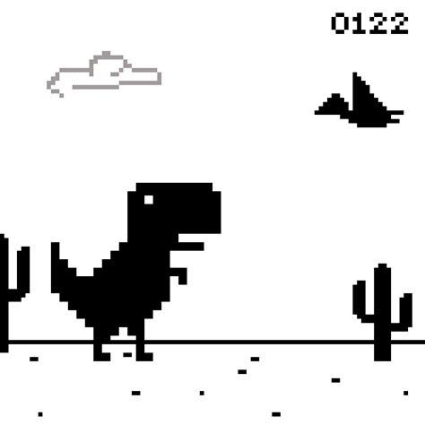 Pixilart   Google Dinosaur Game by Phoenix101