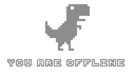 Pixilart   Offline Dino by SleepyKitten12