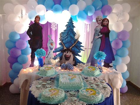 PKELANDIA: Fiesta de Frozen: Cumpleaños de Camila