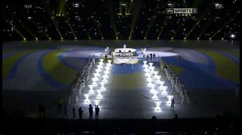 Placido Domingo   Himno del Centenario del Real Madrid ...