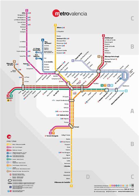 Plan de Mejora de Metrovalencia | Love Valencia