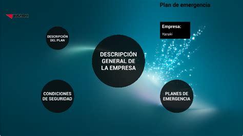 Plan de seguridad ocupacional by Byron Martinez on Prezi Next
