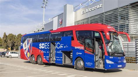 Plan de viaje a Cornellá | SD Huesca