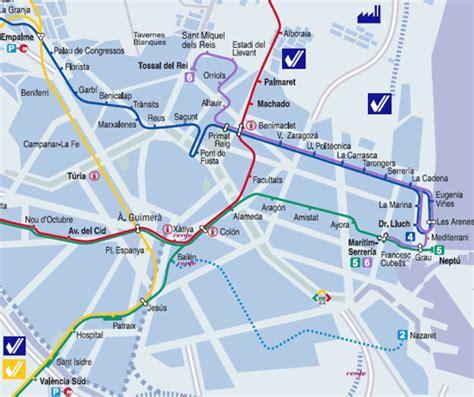 Plan Metro Valencia Pdf