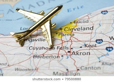 Plane in Ohio, Map is Copyright Free Off a Government ...